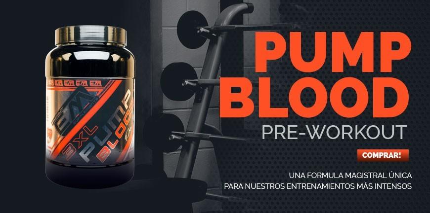 Pump Blood