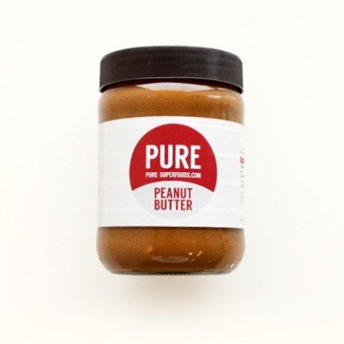 Mantequilla cacahuete con trocitos PURE