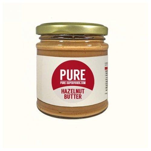 Mantequilla de avellana Pure Organic