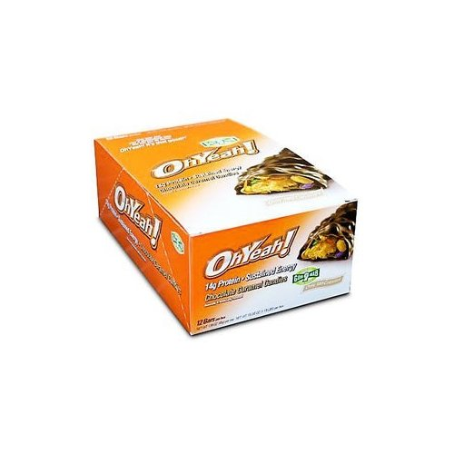 OH YEAH 85 G.- CHOCOLATE CANDIES (Caja 12 unid.)