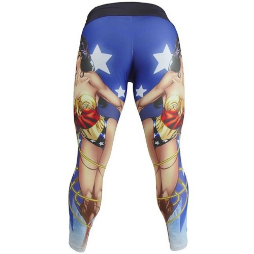 TIGHTS VG- WONDER WOMAN