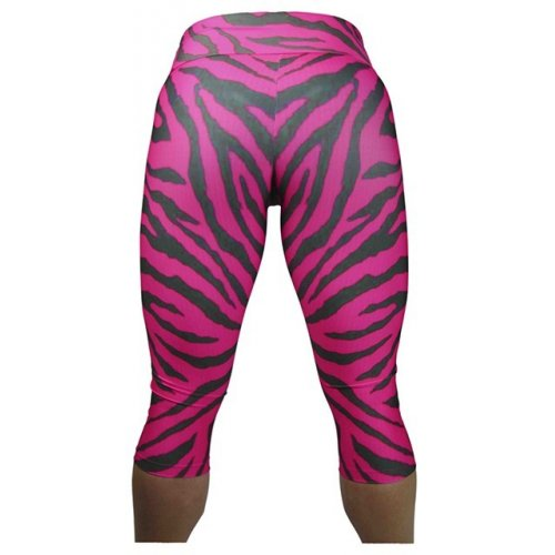 TIGHTS SHORT VG - PINK TIGER