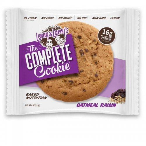COMPLETE COOKIE- Oatmeal Raisin - Lenny & Larry's