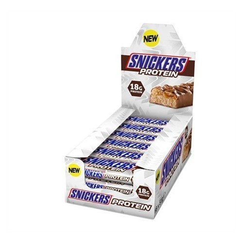 SNICKERS PROTEIN BAR 51 G. CAJA 18 ui.