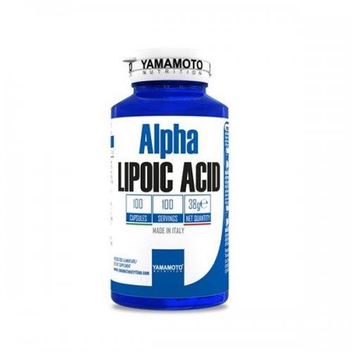 Alpha Lipoic Acid 100 Cápsulas