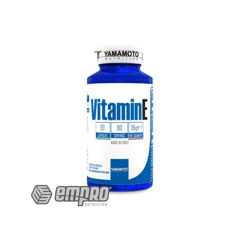 Vitamin E 90 cápsulas Yamamoto