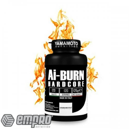 Ai-BURN® HARDCORE 120 comprimidos