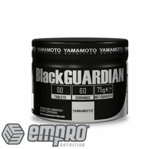 BlackGUARDIAN® 60 comprimidos
