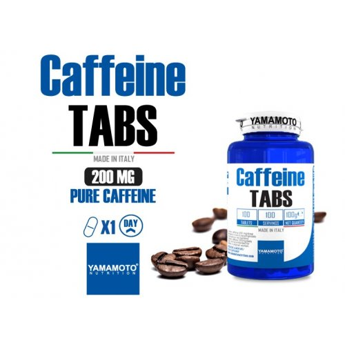 Caffeine TABS de Yamamoto