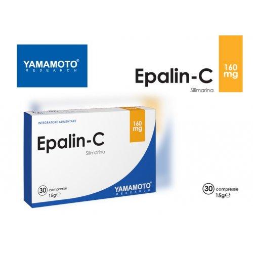 Epalin-C® con cardo mariano y VIT C