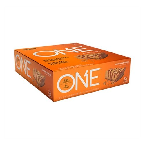 Oh Yeah Low Carb Bar - Peanut Butter (caja 12 unid.)