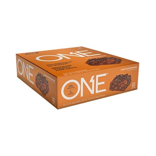 Oh Yeah Low Carb Bar - Brownie Chocolate (caja 12 unid.)