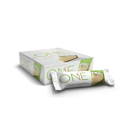 Oh Yeah Low Carb Bar - KEY LIME (caja 12 unid.)