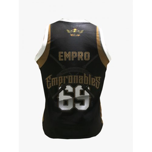 Camiseta Basket Empronables Dragon