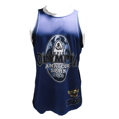 Camiseta Basket Mr. Olympia-Empronable