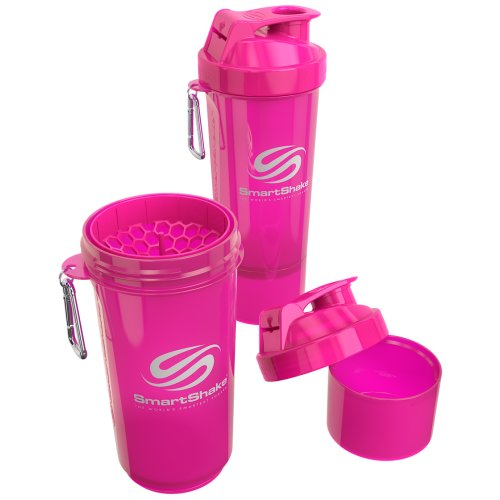 SmartShake Slim 500 ml. PINK