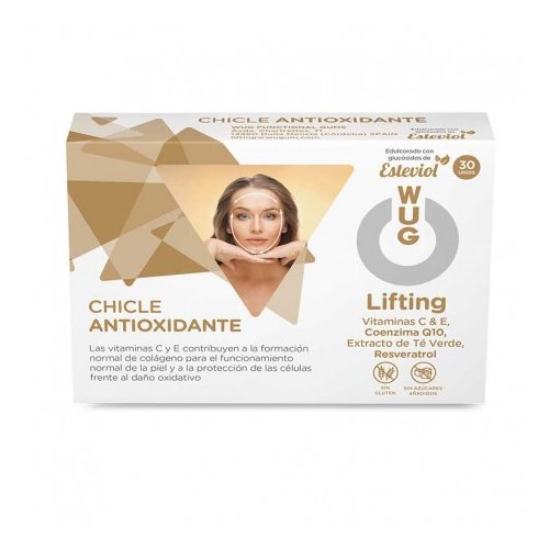 Chicles WUG Antioxidante Lifting