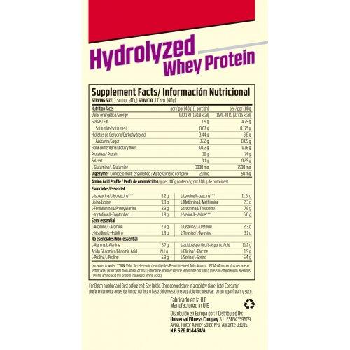 HYDRO WHEY PRO 2 kg.