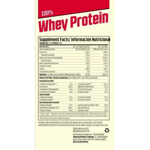 Proteína Whey Pro 100% (908 g)