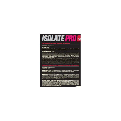ISOLATE 100% 2 kg.