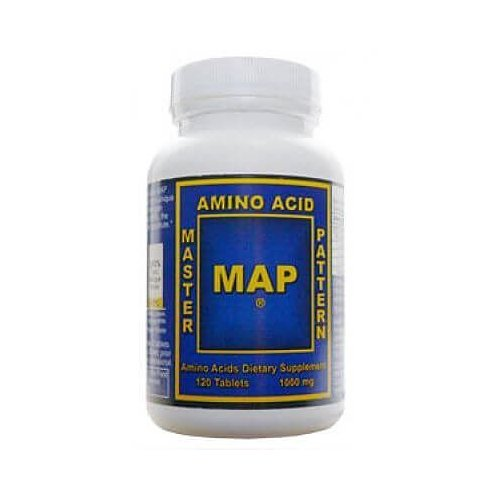MAP Master Amino Acid Pattern 120 tbl