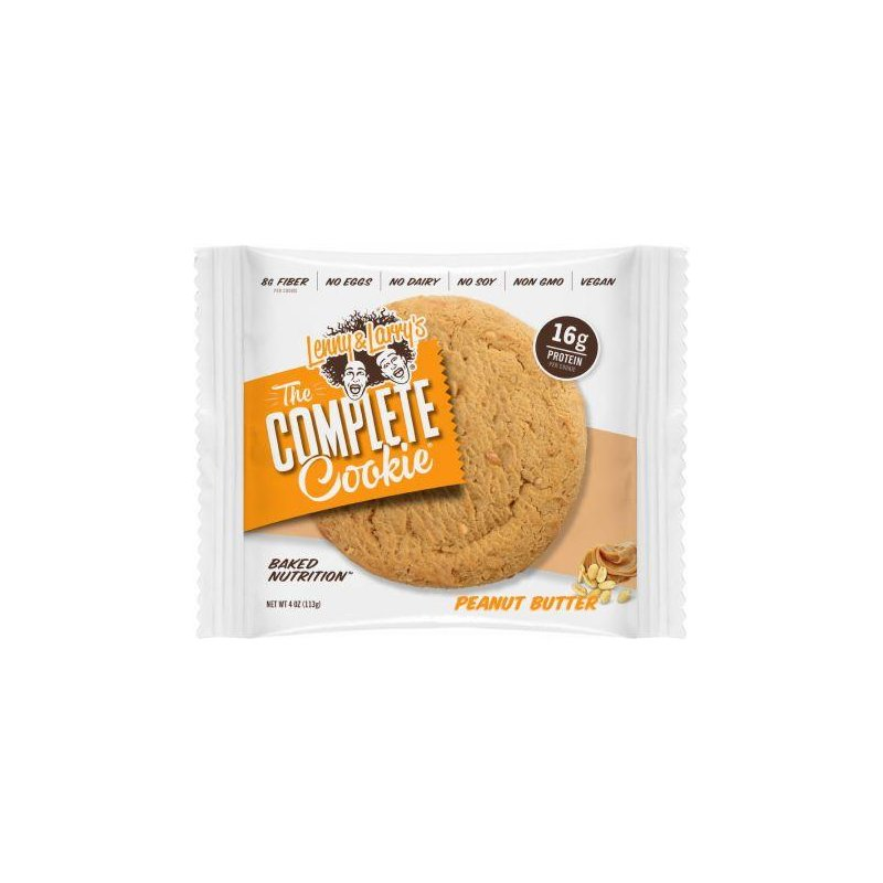 COMPLETE COOKIE- Peanut Butter - Lenny & Larry's