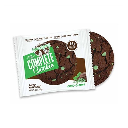 COMPLETE COOKIE- chocolate menta- Lenny & Larry's