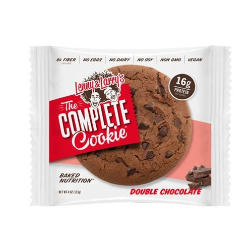 COMPLETE COOKIE- doble chocolate- Lenny & Larry's