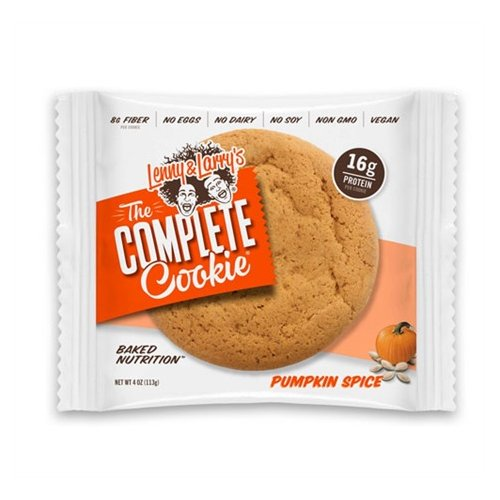 COMPLETE COOKIE- pumpkin spice- Lenny & Larry's
