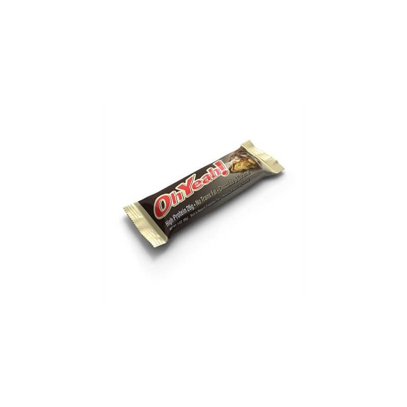 OH YEAH 85 Gr. CHOCOLATE CARAMELO