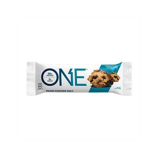 OH YEAH LOW CARB 60 G. CHOCOLATE CHIP COOKIE DOUGH