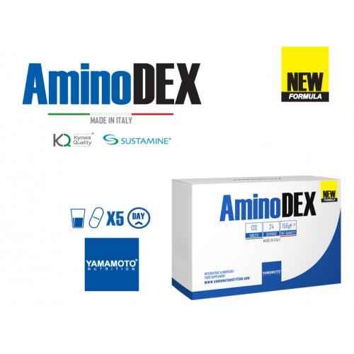 AminoDEX® 120 comprimidos