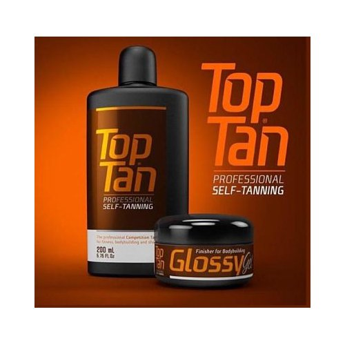 PACK TOP TAN + GLOSSY GEL
