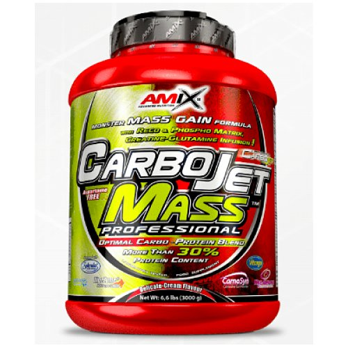 CARBOJET MASS PROFESSIONAL 3 KG