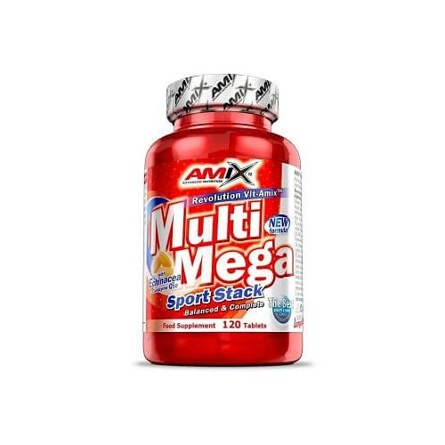 MULTI MEGASTACK 120 CAPS