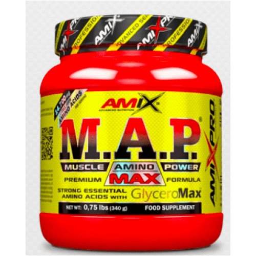 MAP AMIX WHIT CLICEROMAX NATURAL 340 GR
