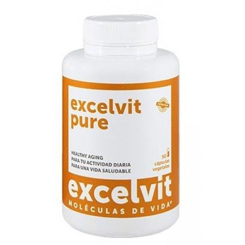 EXCELVIT PURE 90 CAPS VEGETAL