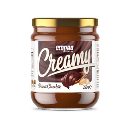 CREMA DE CACAHUETE NATURAL CON CHOCOLATE 350 GR