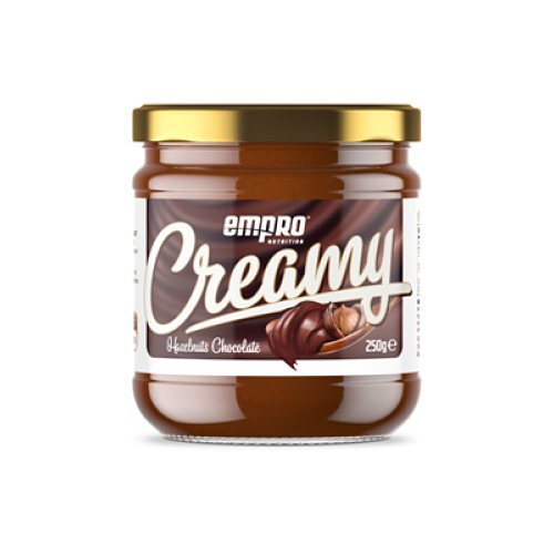 CREMA DE AVELLANA NATURAL CON CHOCOLATE 250 GR