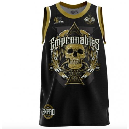 CAMISETA BASKET EMPRONABLE 2019