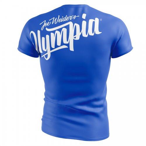 Camiseta hombre Mr. Olympia Amateur Mod. Weider
