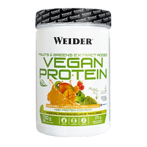 Weider Vegan Protein 750 gr (PROTEINA VEGETAL)