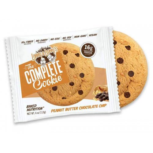 COMPLETE COOKIE- Peanut Butter Chocolate Chip - Lenny & Larry's