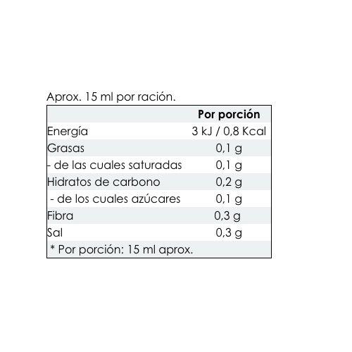 SALSA WEIDER 0% FAT