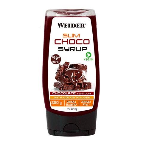 SYRUP CHOCOLATE O% WEIDER