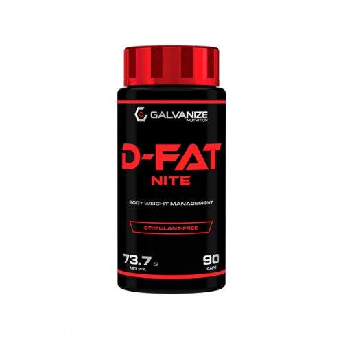 D-FAT NITE ESTIMULANTE 90 CAPS