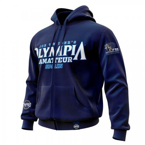 Chaqueta Mr. Olympia Amateur España 2019