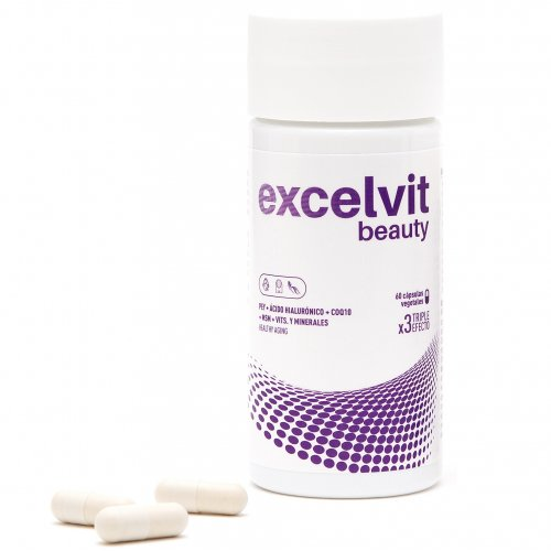 EXCELVIT BEAUTY 60 CAPSULAS