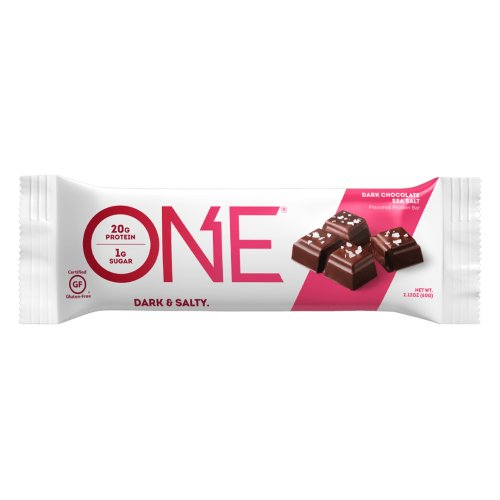 OH YEAH LOW CARB 60 G. DARK CHOCOLATE SEA SALT