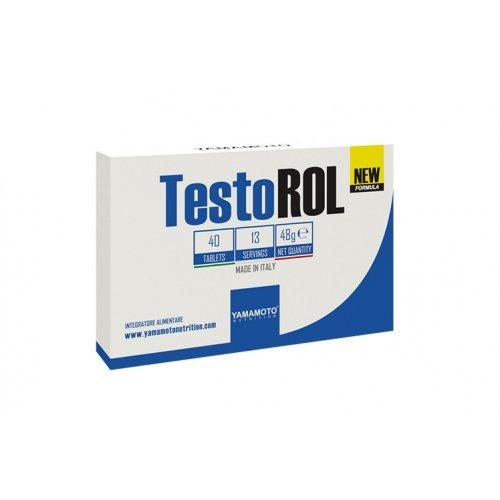 TESTOROL 40 comprimidos YAMAMOTO